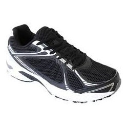 SCHOLL scarpa ginnastica sportiva NEW SPRINTER NERO plantare Biomechanics legger