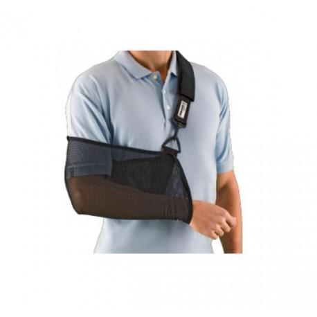 Dr.GIBAUD ortho REGGIBRACCIO 1506 tutore ortopedico traspirante NERO retinato con strappi