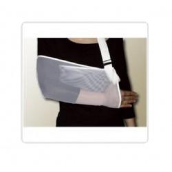 Dr.GIBAUD ortho REGGIBRACCIO 1506 ortopedico BIANCO taglie 00 01 02 03 velcri