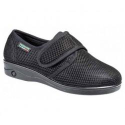 PODOLINE scarpa riabilitativa postoperatoria CLIO calzata ampia microforato NERO