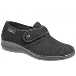 PODOLINE scarpa riabilitativa ERIS setaflex elasticizzata microforata NERO