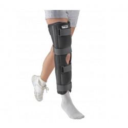 Dr.GIBAUD ortho GINOCCHIERA ZEROGRADI 0527 ortopedico taglie 2 3 4 nero velcri