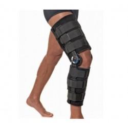 Dr.GIBAUD ortho INNOVATOR FULL FOAM TUTORE GINOCCHIO 528 ortopedico unica velcri