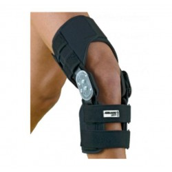 Dr.GIBAUD ortho ginocchiera GENUGIB 40 TUTORE GINOCCHIO 0522 ortopedico tg unica nero velcri